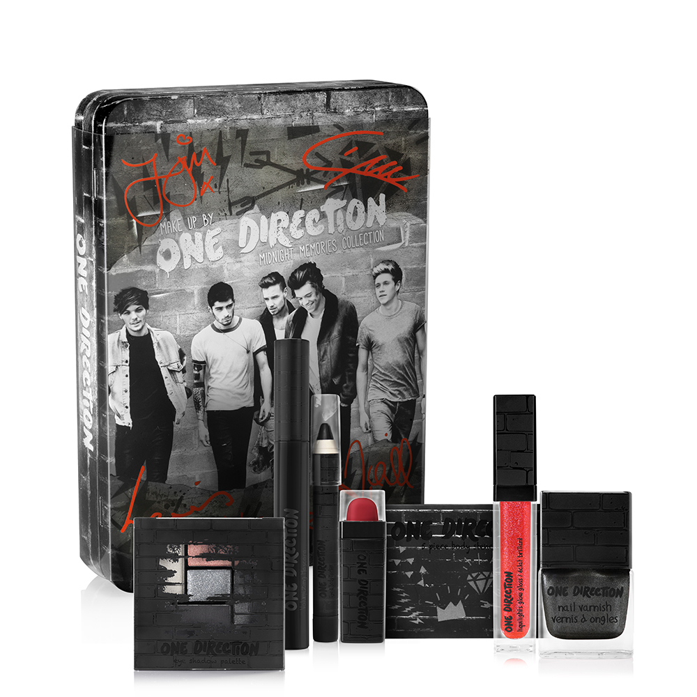 Makeup by One Direction Midnight Memories Kit