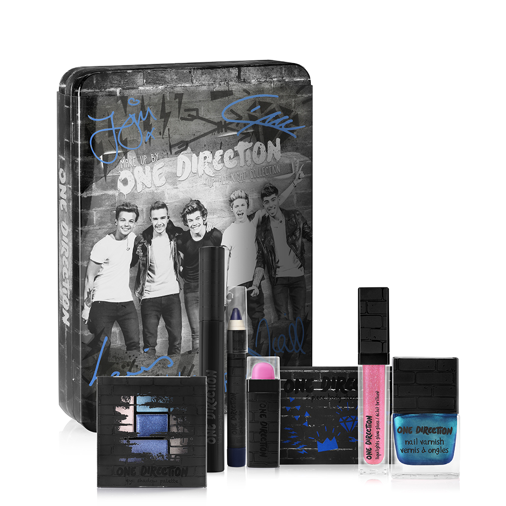 Makeup by One Direction Up All Night Kit