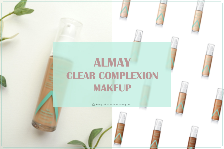 Almay Clear Complexion Makeup Foundation 700 Warm Beige Foundation Review