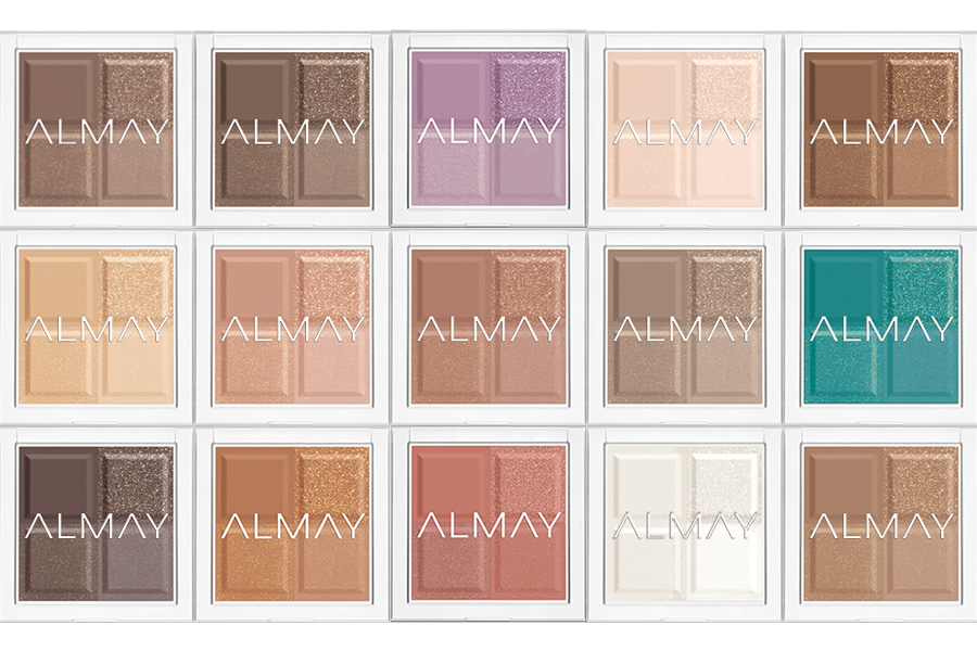 Almay Shadow Squad Eyeshadow Review