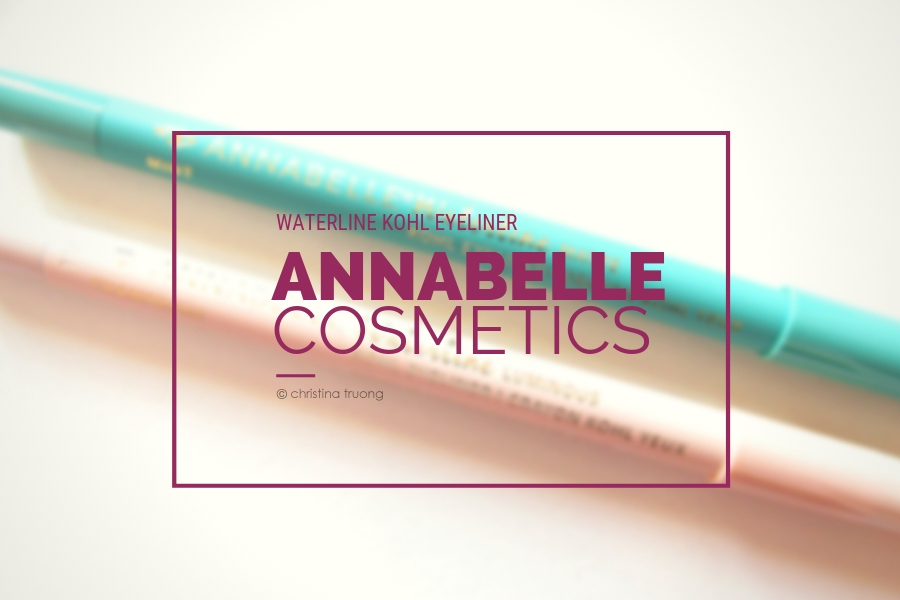 Annabelle Cosmetics Waterline Kohl Eyeliner