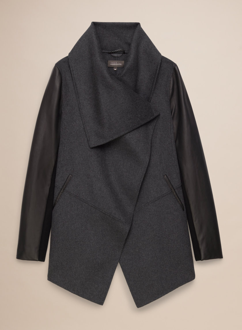 Fall Fashion Favourites Aritzia Mackage Vane Coat