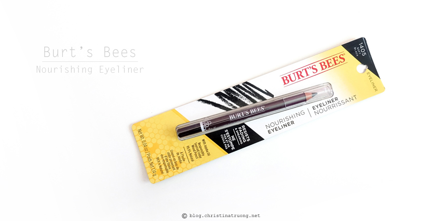 Burt's Bees Beauty Nourishing Eyeliner
