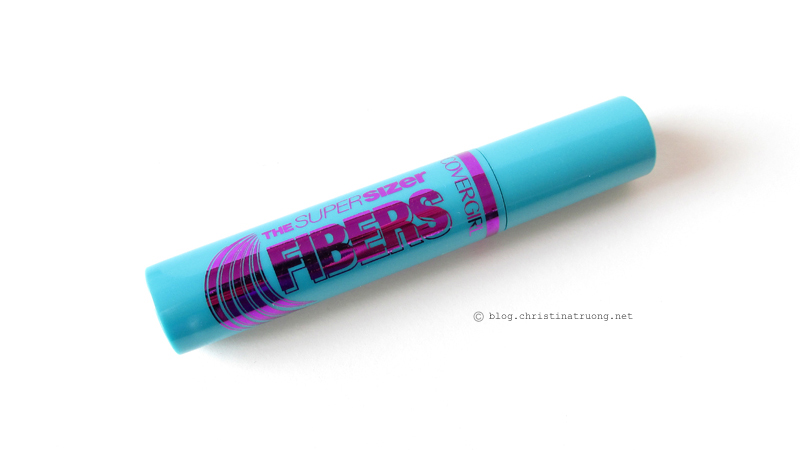 COVERGIRL The Super Sizer Fibers Mascara First Impression Review