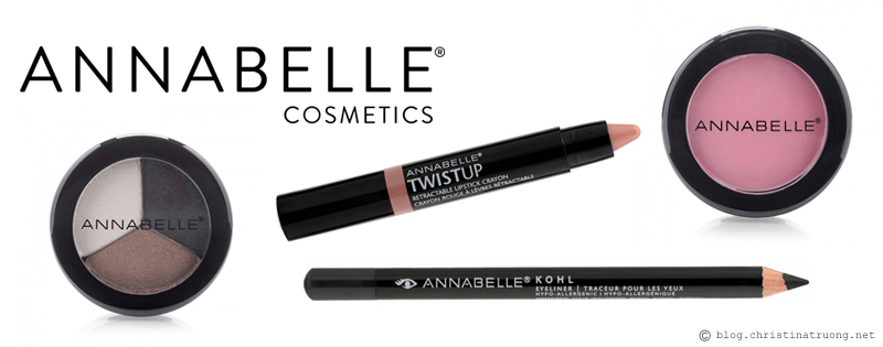 Favourite Five Canadian Beauty Brands Annabelle Cosmetics