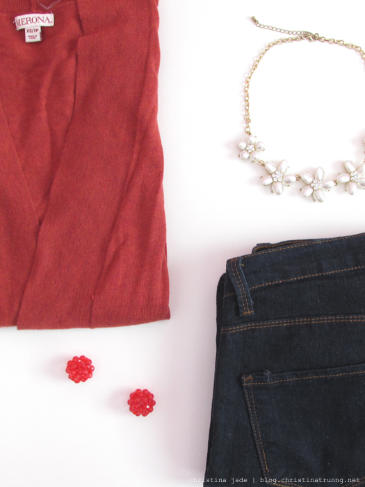 Get Inspired: Chinese New Year Outfit Fashion Style