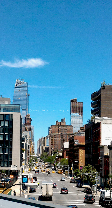 Christina Truong Blog. Touring New York City Photography The High Line