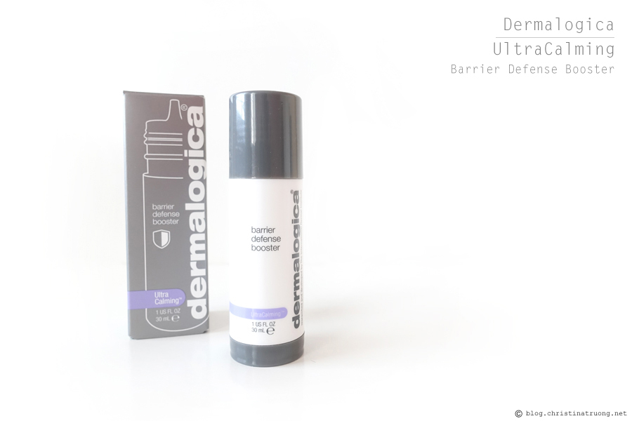 Dermalogica UltraCalming Barrier Defense Booster Review