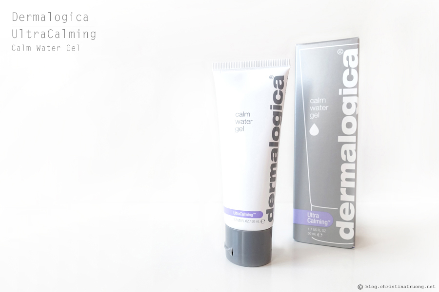 Dermalogica UltraCalming Calm Water Gel Review