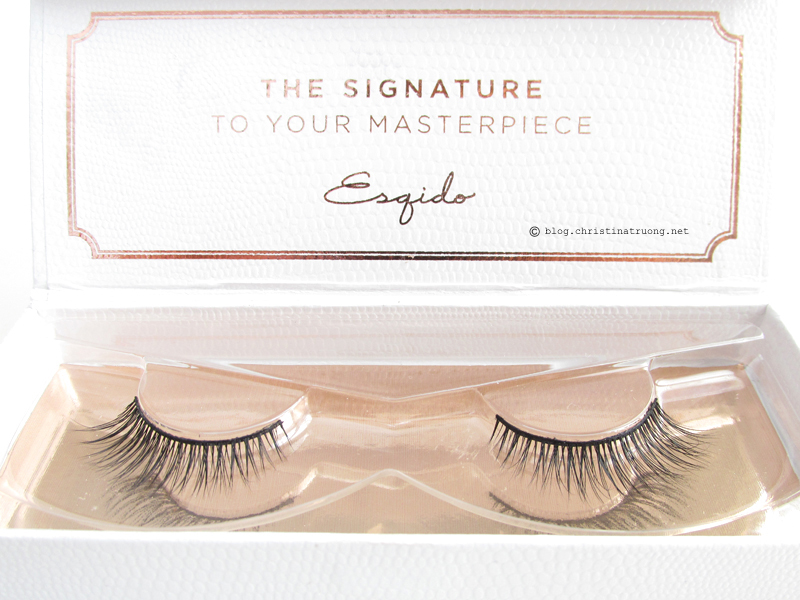ESQIDO Lashes in Unforgettable Recap and Review