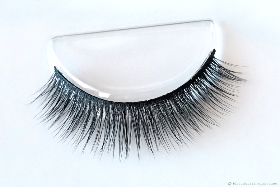 Esqido Unisyn Synthetic False Eyelashes PB & J Review Close Up