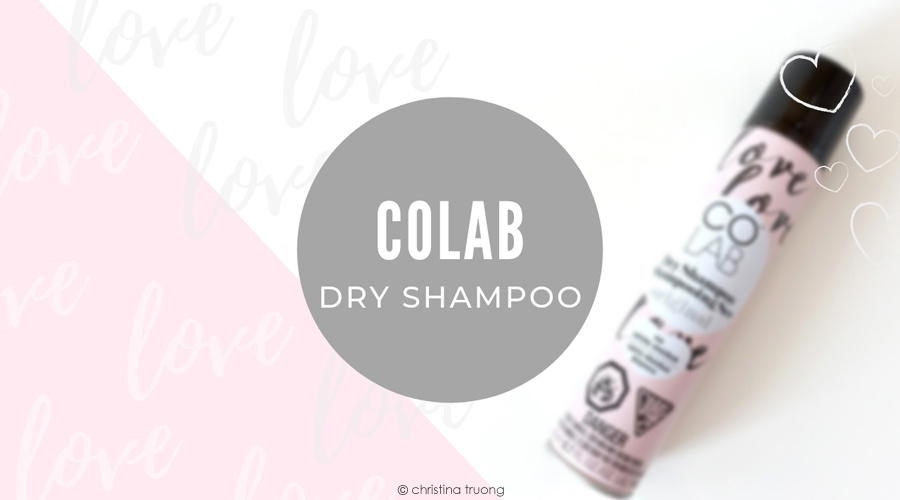 Farleyco Beauty COLAB Dry Shampoo Original Fragrance Review