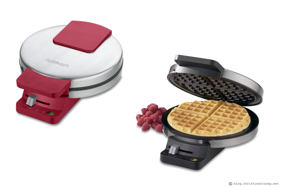 Celebrate Valentine's Day, Lunar New Year, and Family Day Filled with Love featuring favourites to get you in the spirit of this love-filled week. Treats Cuisinart Classic Waffle Maker