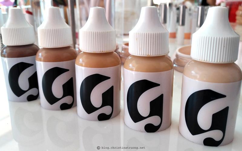 Glossier Studio Toronto Perfecting Skin Tint