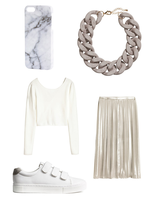 How to wear White after Labour Day H&M Fashion