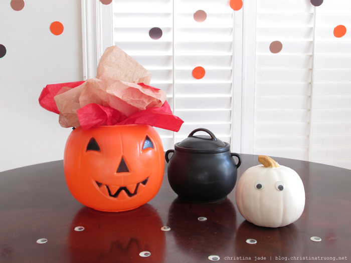 Halloween Home Decor DIY Craft Celebrate October Pumpkin Party