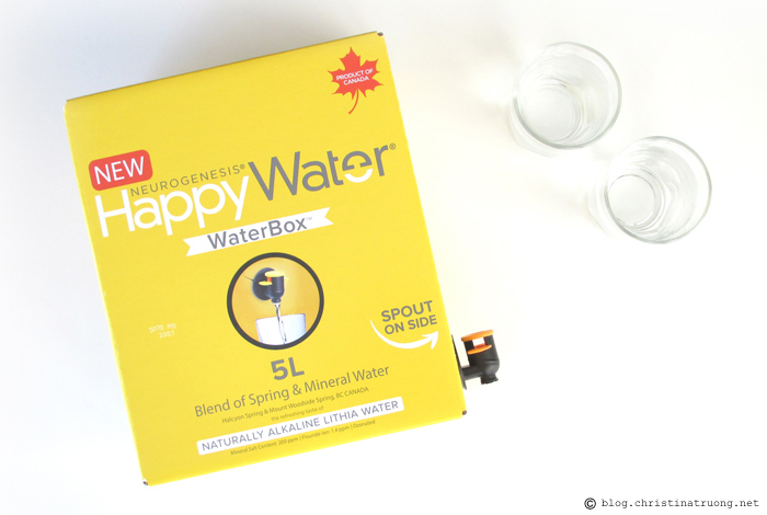 Happy Water WaterBox Review