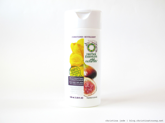 Herbal Essences Wild Naturals Rejuvenating Conditioner Review