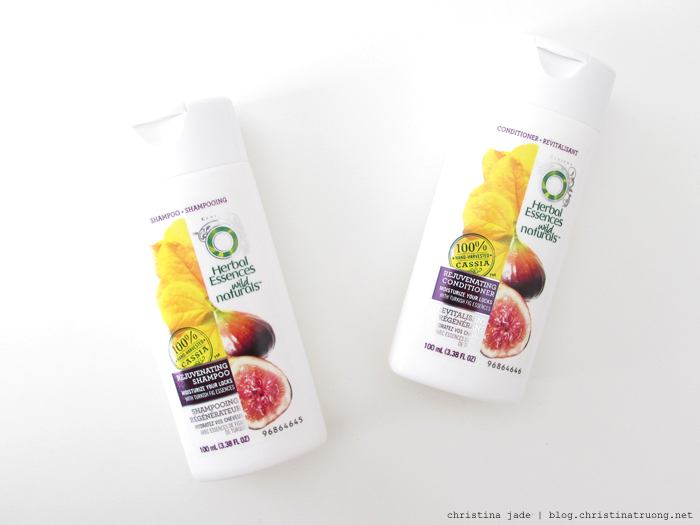 Herbal Essences Wild Naturals Rejuvenating Review