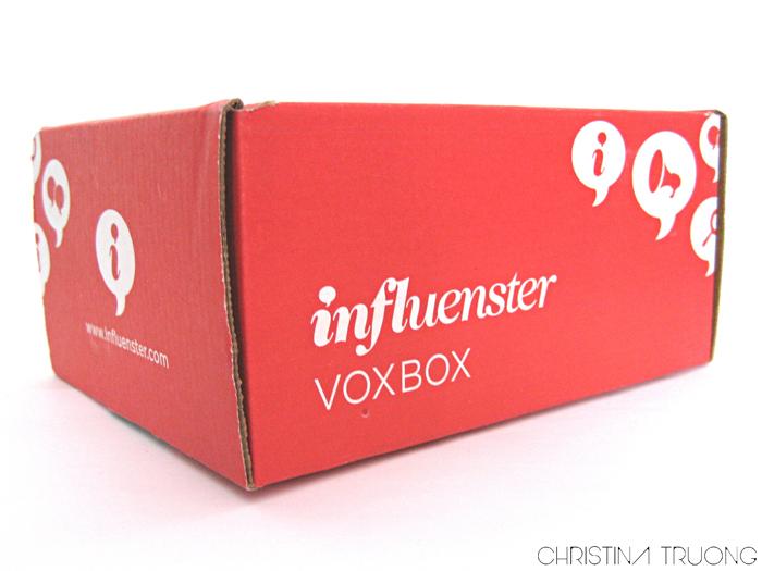 Influenster Mystery Brand VoxBox