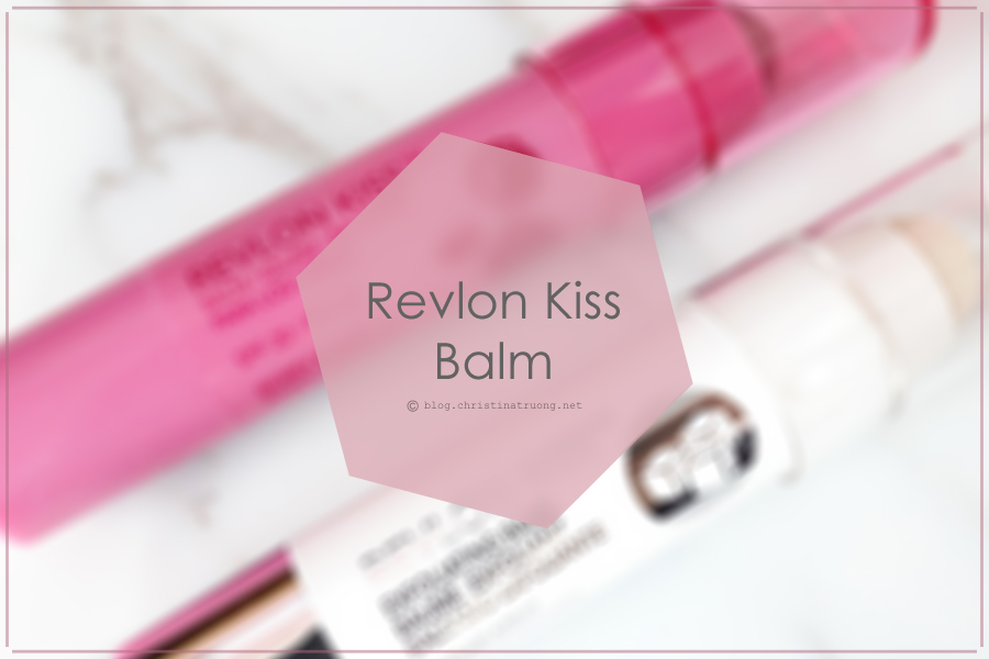 Revlon Kiss Balm Exfoliating Balm Duo Pack Review
