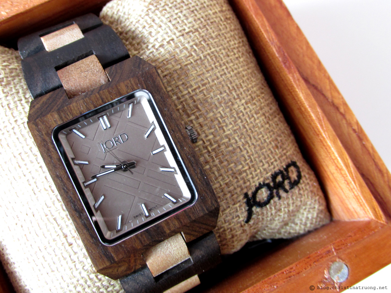 Warm Winter Wardrobe featuring JORD Wood Watch in Reece Golden Camphor and Khaki. Women's Watch, Men's Watch, Unique Watch, Cool Watch
