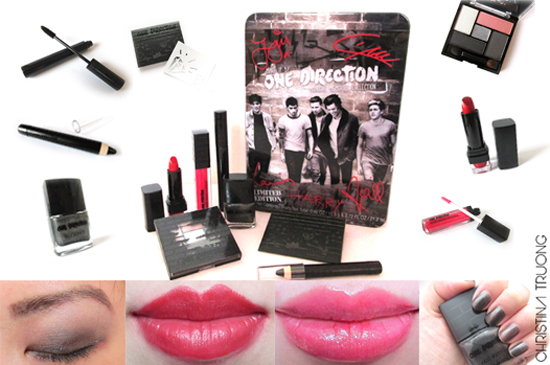 Autographed Makeup by One Direction Review Giveaway