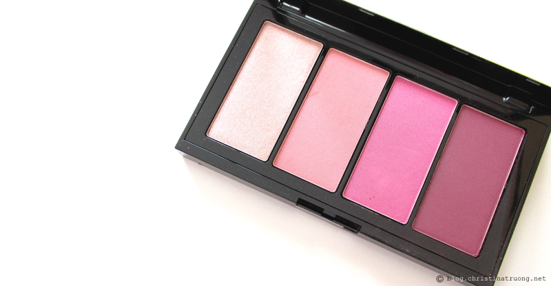 Maybelline Facestudio Master Blush Color & Highlight Kit Review and Swatch