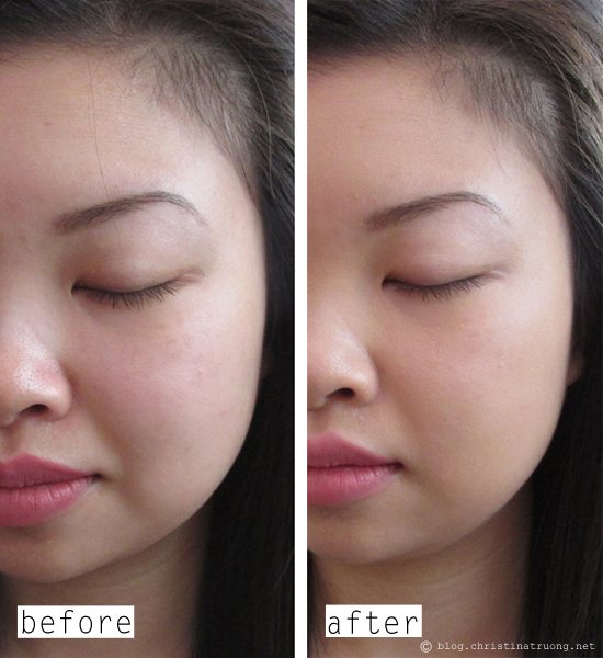 Maybelline Fit Me Matte + Poreless Foundation Before After Application Review in 128 Warm Nude