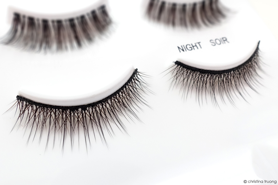 Mesmerize with MesmorEyes Lashes. Reviewing MesmorEyes Collections Lash Kit for Monolids Eyes Night Lashes Close Up Try On