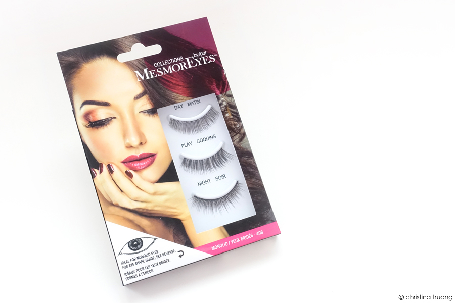 Mesmerize with MesmorEyes Lashes. Reviewing MesmorEyes Collections Lash Kit (Day, Play, Night) for Monolids Eyes Close Up Try On.