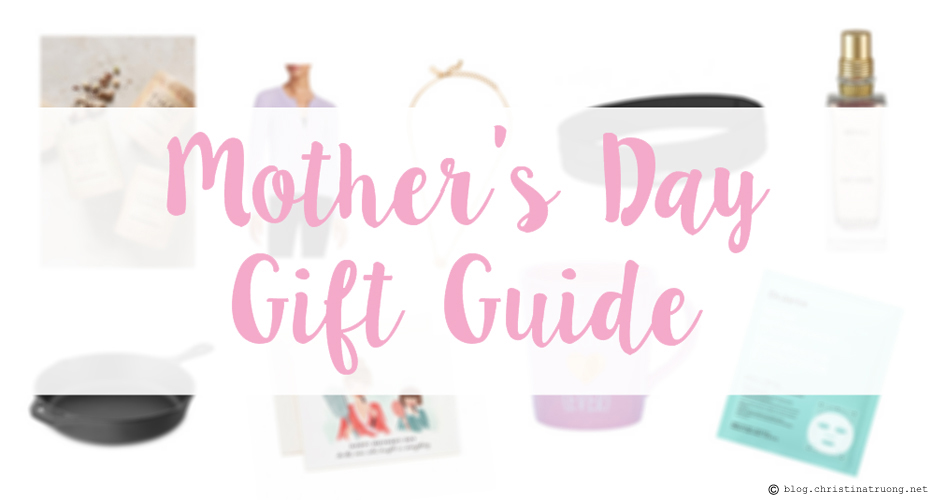 Don't know what to get Mom? Check out the Mother's Day under $100 Gift Guide!