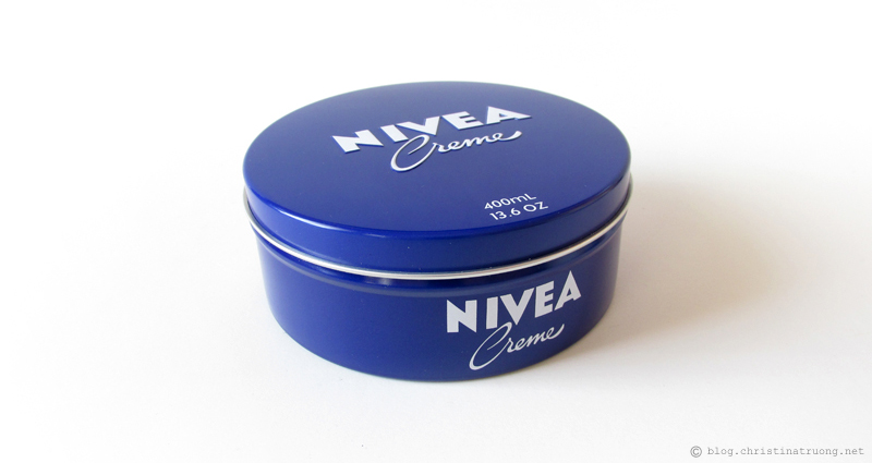 NIVEA Creme Review