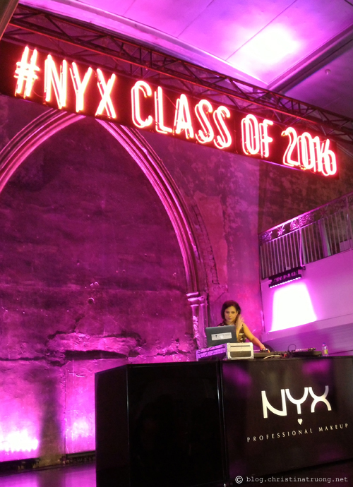 NYX Class Of 2016 Prom Event