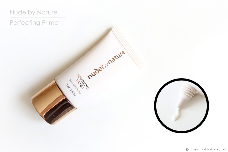 Nude by Nature Perfecting Primer Review