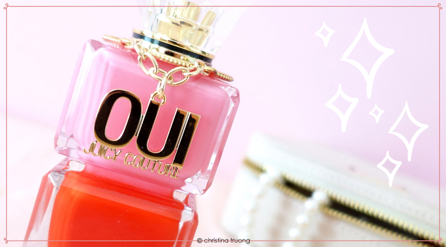 Oui Juicy Couture Eau de Parfum Spray Fragrance Review