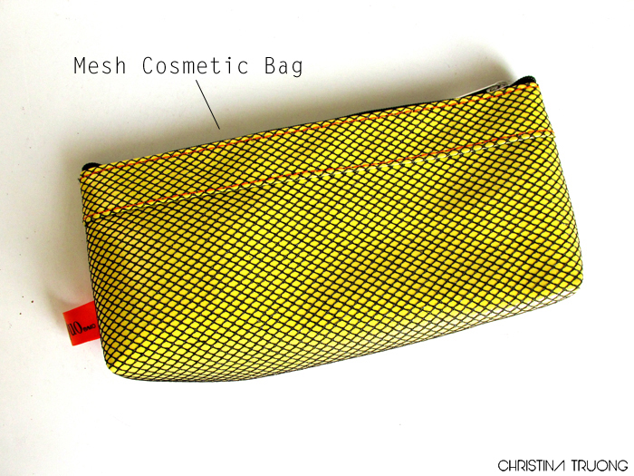 Quo Summer Brush Set Mesh Bag