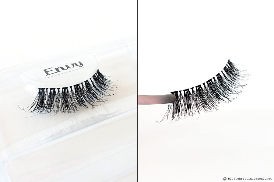 SocialEyes - Let Your Eyes Do The Talking. SocialEyes Envy Lashes Review for Monolids