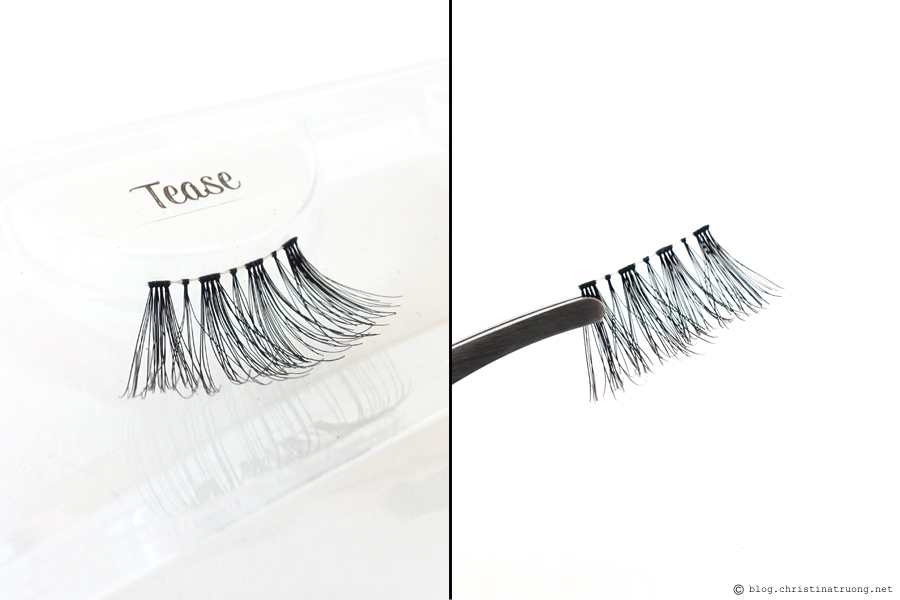 SocialEyes - Let Your Eyes Do The Talking. SocialEyes Tease Lashes Review for Monolids