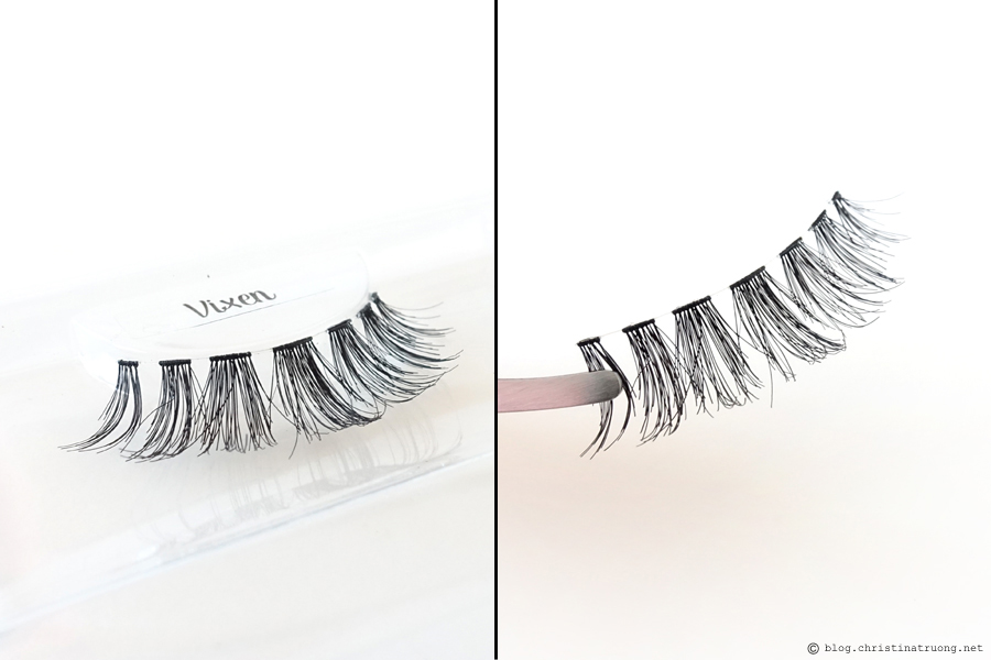 SocialEyes - Let Your Eyes Do The Talking. SocialEyes Vixen Lashes Review for Monolids