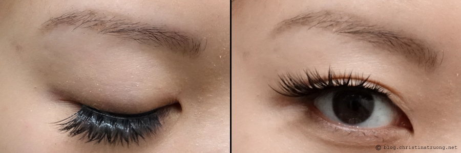 SocialEyes - Let Your Eyes Do The Talking. SocialEyes Whiplash Lashes Review for Monolids