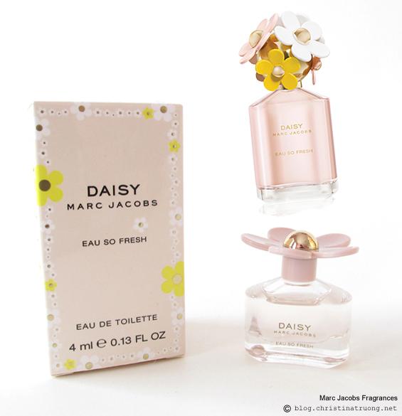 Favourite Perfume Fragrance - Daisy Marc Jacobs Eau So Fresh