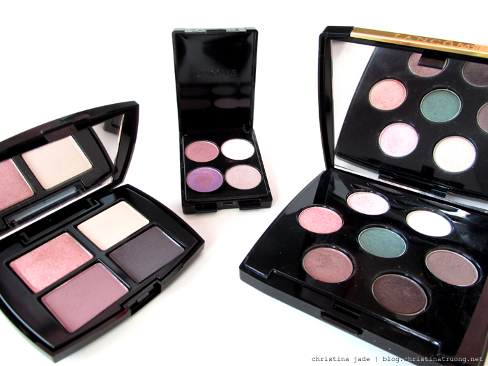 Valentine Beauty Makeup Cosmetics Lancome Color Design Eye Shadows