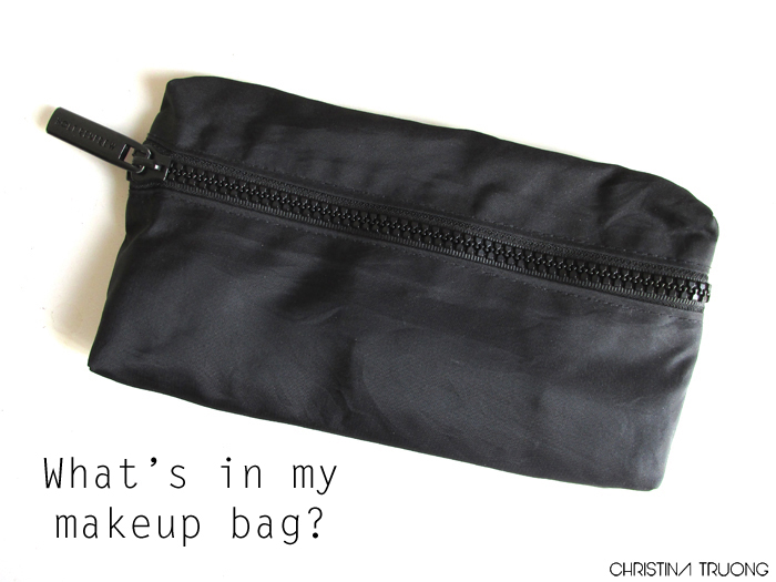 What's In My Makeup Bag Holt Renfrew The Ultimate Beauty Bag Pouch 2010