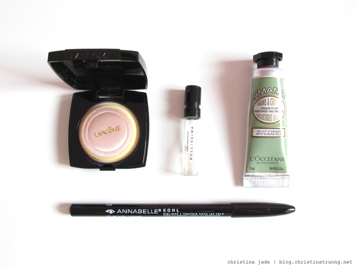 What's In My Makeup Bag Special Occasion Edition OpenTable Toronto