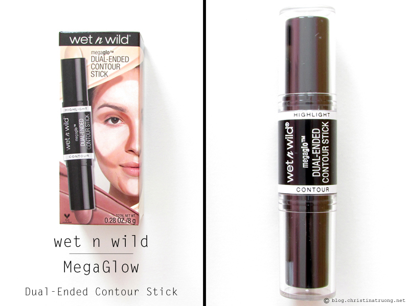 wet n wild 2017 collection MegaGlo Dual-Ended Contour Stick