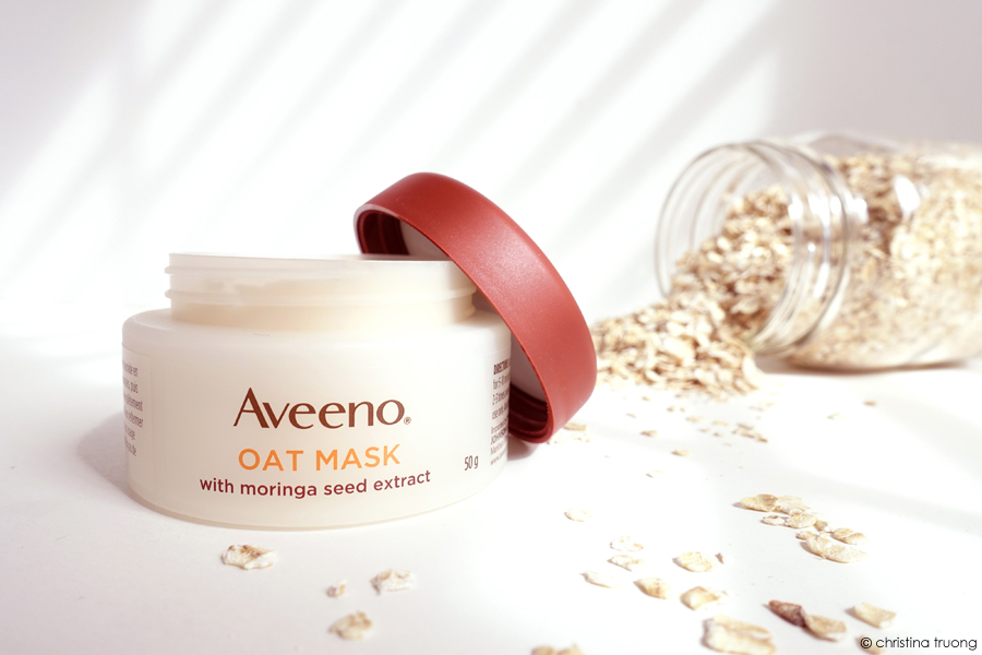 Aveeno Oat Mask with Moringa Seed Extract Detox Review