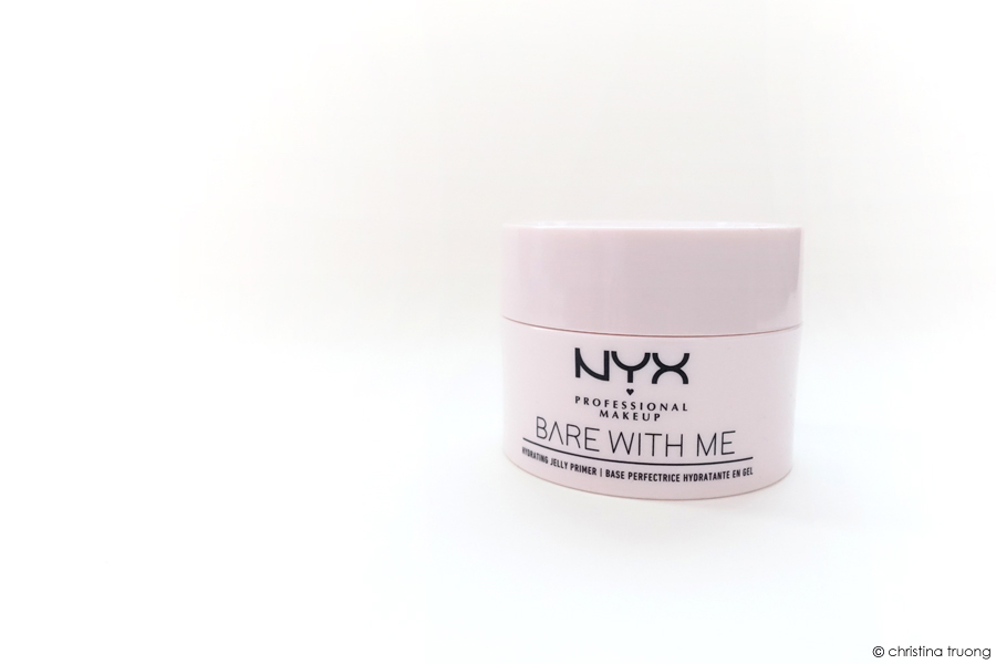 NYX Bare With Me Hydrating Jelly Primer BWMJP01 Review