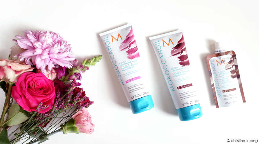 Moroccanoil Color Depositing Mask Review Dark Brown Hair