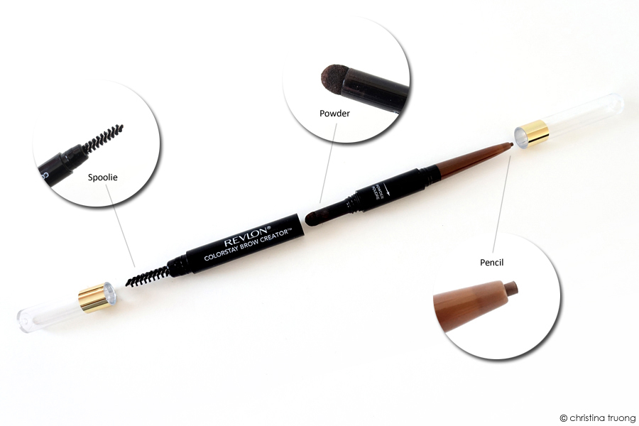 Revlon ColorStay Brow Creator 605 Soft Brown Review